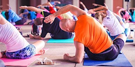 Vinyasa Yoga with Fabian  Starting in April  tickets