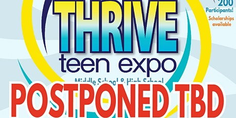 THRIVE Teen Expo tickets