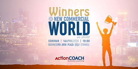 Winners of New Commercial World in 2020 tickets