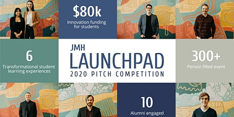 [New Date] JMH $80,000 LaunchPad Pitch Competition  tickets