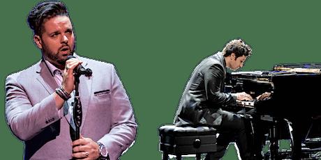 CCRSF Presents FERNANDO VARELA & WILLIAM JOSEPH tickets