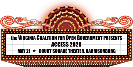 ACCESS 2020: VCOG's Annual Open Government Conference tickets