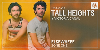 Tall Heights @ Elsewhere (Zone One)