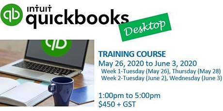 QuickBooks Desktop Training Course tickets