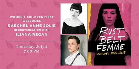 Author Conversation: RUST BELT FEMME tickets