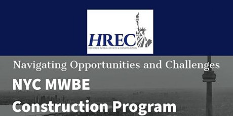 NYC MWBE Construction: Navigating Opportunities and Challenges tickets
