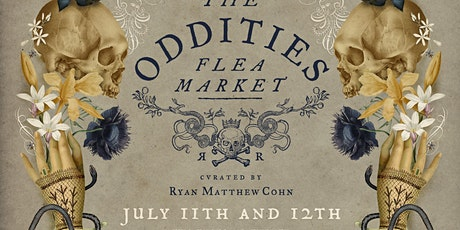 Saturday Oddities Flea Market LA General Admission 12pm tickets