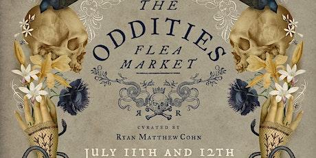 Sunday Oddities Flea Market LA General Admission 12pm tickets