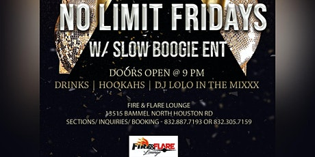 No Limit Friday's tickets
