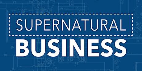 Supernatural Business Breakfast tickets
