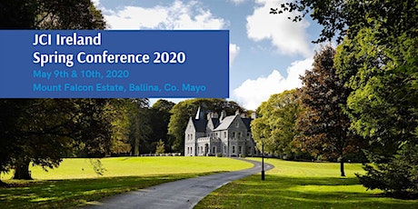 JCI Ireland Spring Conference tickets