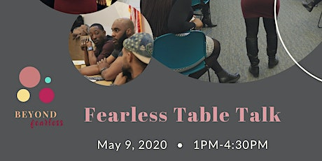 Beyond Fearless Table Talk tickets
