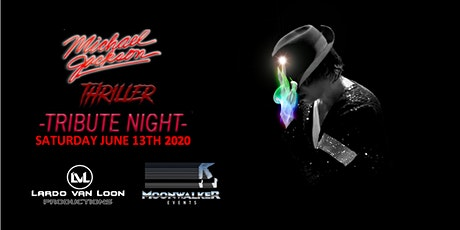 MJ THRILLER TRIBUTE NIGHT 2020 tickets
