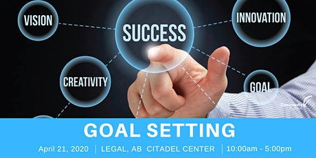 Goal Setting & Getting Things Done! - Legal tickets