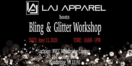 Bling and Glitter Workshop tickets
