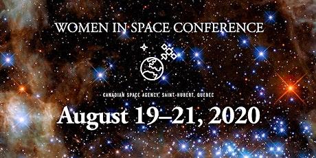 Women in Space 2020 tickets