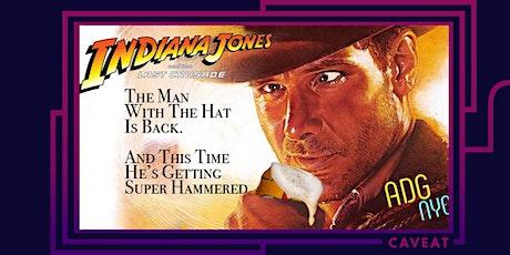 POSTPONED: Drinking Game NYC: Indiana Jones tickets