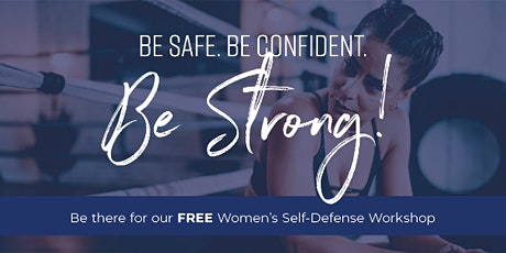 Women's Self Defense Workshop  tickets