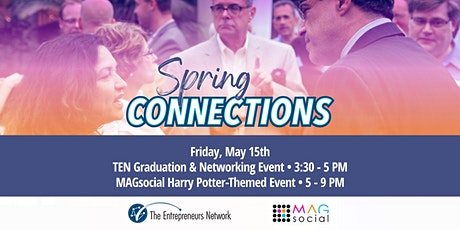 TEN Connections – Graduation and Networking tickets