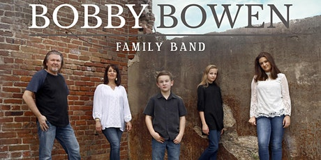 Bobby Bowen Family Concert In Mt. Juliet Tennessee tickets