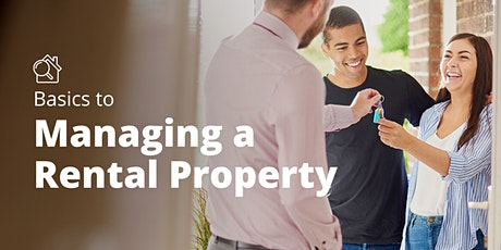 12 Basics to Managing a Rental Property tickets