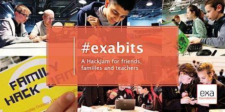 #exabits: Family HackJam, Fulwood 15Aug20 tickets