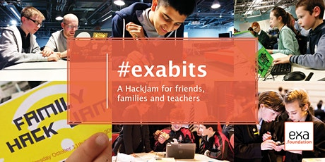 #exabits: Family HackJam, Fulwood 26Sep20 tickets