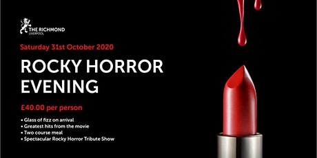 Evening with the Rocky Horror Show tickets