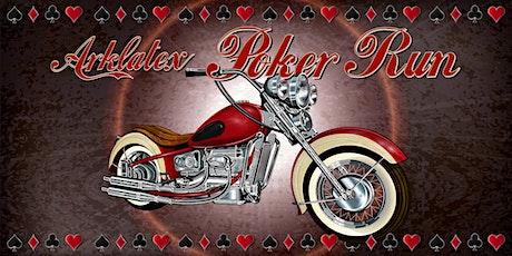 ArkLaTex Poker Run and Car Show tickets