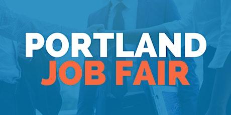 [Virtual] Portland  Job Fair - April 27, 2020 - Career Fair tickets