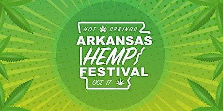 Arkansas Hemp Festival tickets