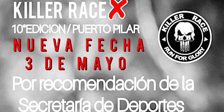 KILLER RACE  X  / 10 EDICIÓN / 3 DE MAYO / PUERTO PILAR entradas