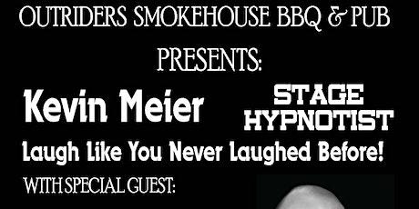 Kevin Meier. Stage Hypnotist. tickets