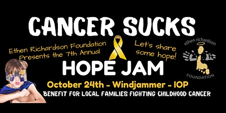 Hope Jam 7 tickets