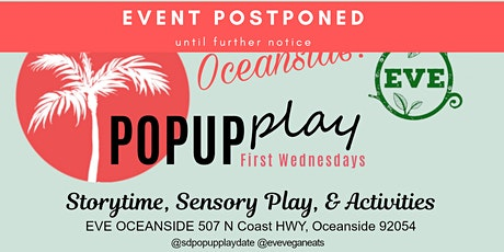 First Wednesdays - Storytime, Music & Movement at Eve Oceanside tickets