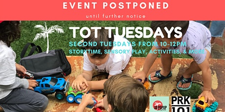 Tot Tuesdays at Park 101 Carlsbad tickets
