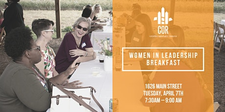 Postponed Women in Leadership Breakfast Series : Personal Branding tickets