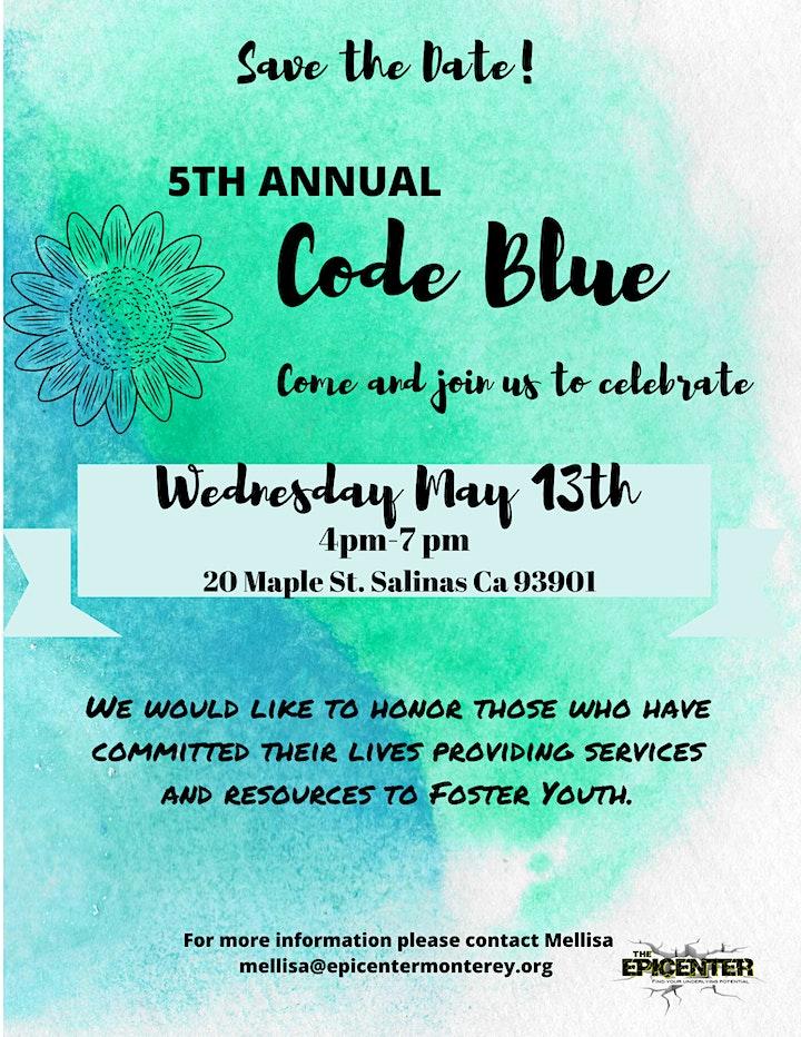 Code Blue image