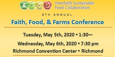 Faith, Food, & Farms Conference 2020 tickets