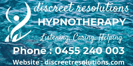 WHY HYPNOTHERAPY?  Stage Hypnosis Vs. Clinical Hypnotherapy tickets