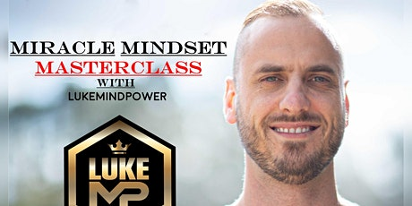 Miracle Mindset Masterclass tickets