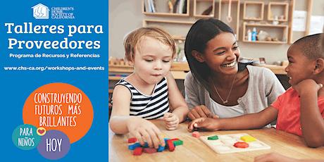 Comenzando su negocio de cuidado infantil familiar entradas