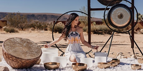 Pink Super Moon Sound Bath Experience  (POSTPONED DUE TO COVID-19) tickets