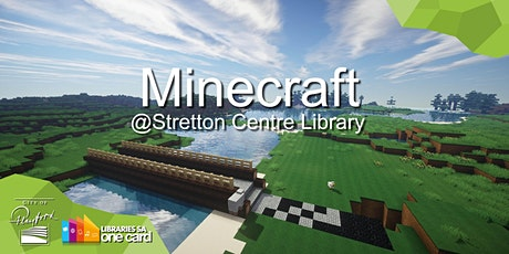 Minecraft @ Stretton Centre Library [POSTPONED] tickets