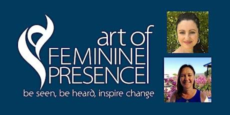 Art of Feminine Presence Workshop for Women tickets