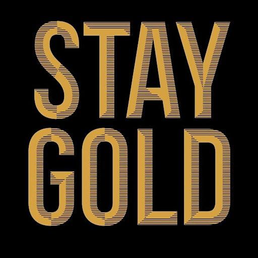 Stay Gold logo