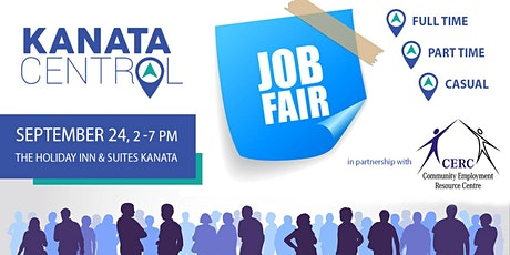 Kanata Central BIA Job Fair tickets