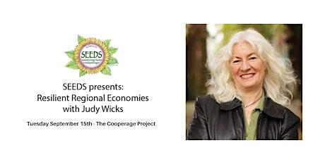 Judy Wicks: Resilient Regional Economies tickets