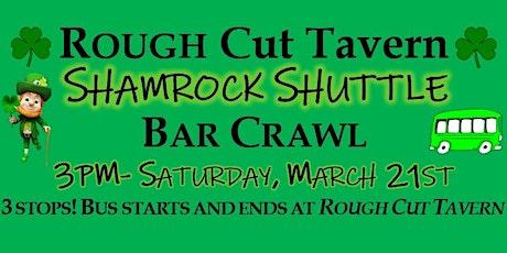 Shamrock Shuttle Bar Crawl! tickets