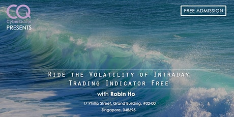 Ride the Volatility of Intraday Trading Indicator Free tickets